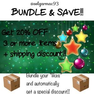 Bundle your likes for more discounts!! 💸